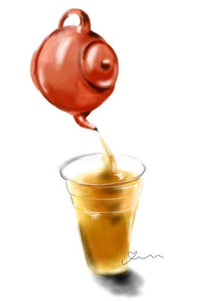 20130724_現泡茶