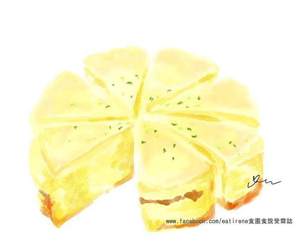 手繪美食(甜點