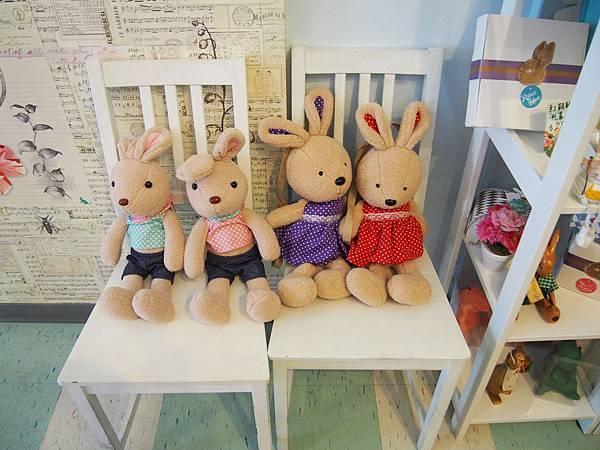 兔子洞甜點工作室 台中 食畫食說愛霖誌eatirene 手繪美食