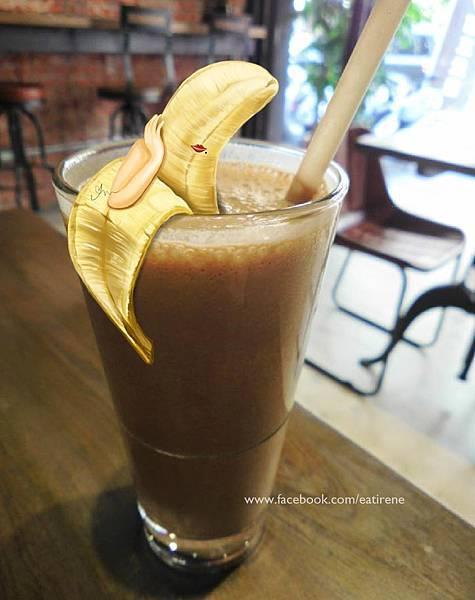 20150918_第三元素_插畫咖啡香蕉拿鐵