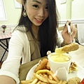 2015_Le Petit Waffle蕾蓓蒂比利時鬆餅(eatirene_半插畫_食畫食說愛嬛誌_台北好吃鬆餅)