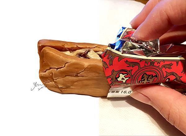 #六花亭葡萄奶油夾心餅乾 #半插畫 #北海道伴手禮