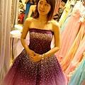 <入選>星辰紫色蓬裙