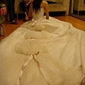 <入選>素雅帶點可愛白紗-棚外