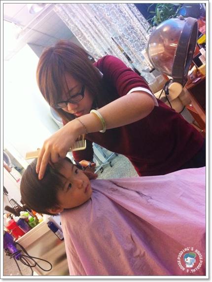 乖巧剪髮3