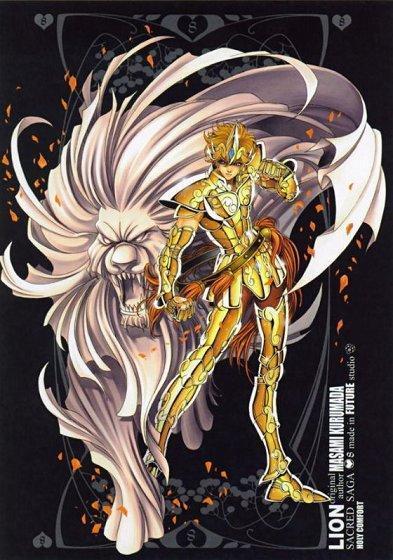 聖鬥士星矢-獅子座  艾奧里亞.jpg