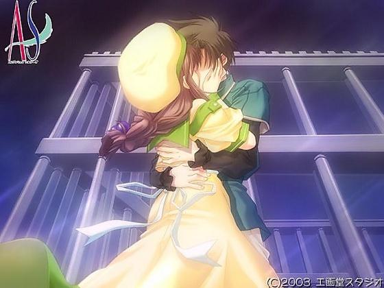 紗利亞最後的任信要求主角與他接吻.jpg