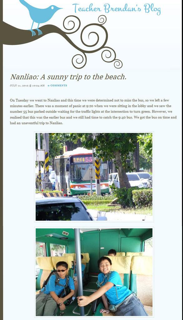 Nanliao A sunny trip to the beach 6