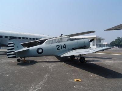 AT-6 德州佬式戰鬥教練機