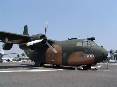 C-123K 供給者式運輸機 Provider