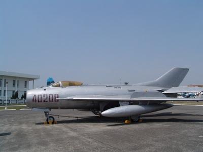 MiG-19 農夫式戰鬥機 Farmer
