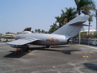 MiG-15 柴把式戰鬥機  MiG-15   Fagot
