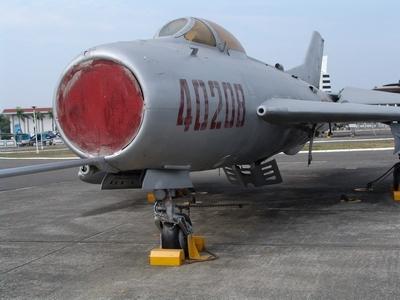 MiG-19 農夫式戰鬥機 Farmer 殲六 J-6