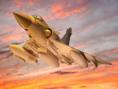 幻象2000-5 戰鬥機 Dassault Mirage 2000-5