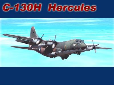 C-130H 力士型運輸機 Hercules