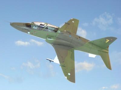 BAe 鷹式高級教練機 Hawk