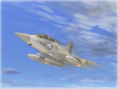ROCAF Mirage 2000-5