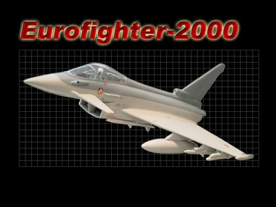 Eurofighter Typhoon EF2000