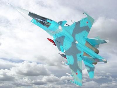 SUKHOI Su-34 戰鬥機