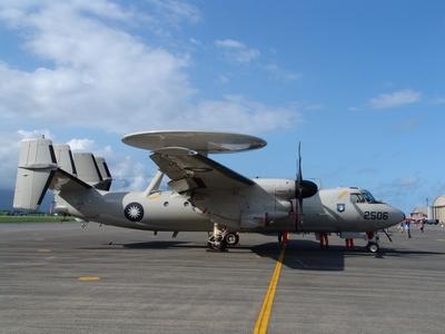E-2K/T 鷹眼式空中預警機 HAWKEYE 2000