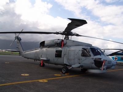 S-70C(M)-2 反潛直升機 Sea Hawk