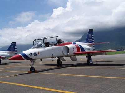 AT-3 自強號教練攻擊機  AIDC