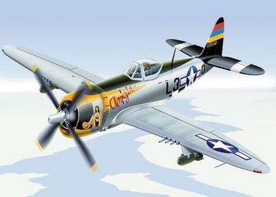 P-47 雷電式戰鬥機 THUNDERBOLT