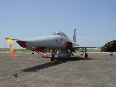 RF-5E 虎眼式戰鬥偵察機 Tigereye