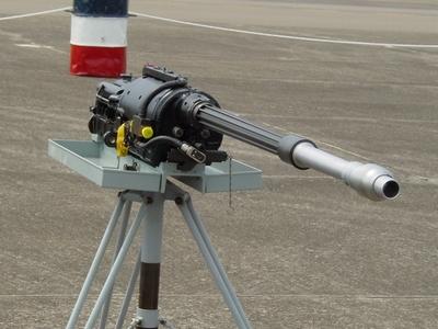DEFA554型 空用機砲