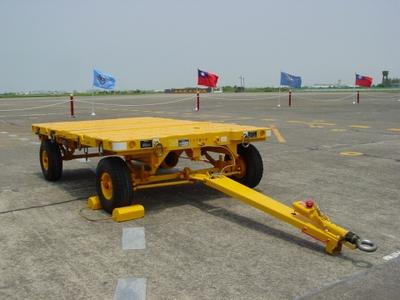MHU-141 平板車