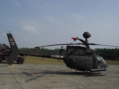 OH-58D 戰搜直升機 Kiowa Warrior