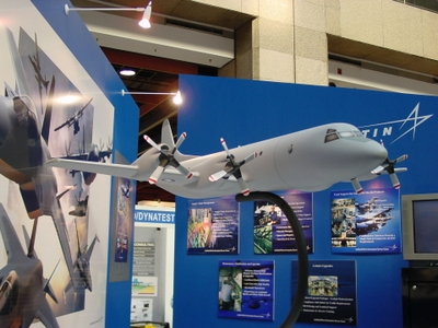P-3C 獵戶座反潛巡邏機 Orion