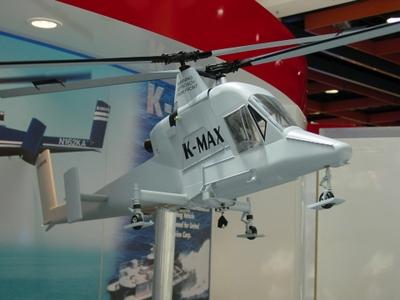 Kaman K-MAX 直升機