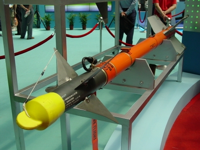 AIM-9M 響尾蛇空對空飛彈 Sidewinder