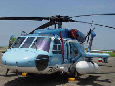 S-70C-1 搜救直升機