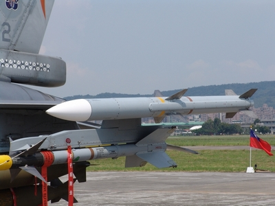 AIM-120C 先進中程空對空飛彈 AMRAAM