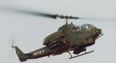 AH-1W 超級眼鏡蛇攻擊直升機 Super Cobra