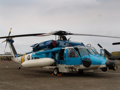 S-70C-6 搜救直升機  Blue Hawk
