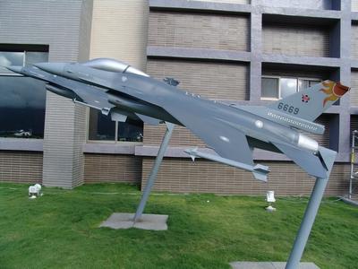 F-16 戰隼式戰鬥機  ROCAF