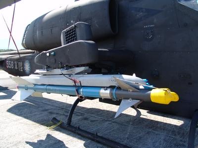 AIM-9S 響尾蛇短程空對空飛彈