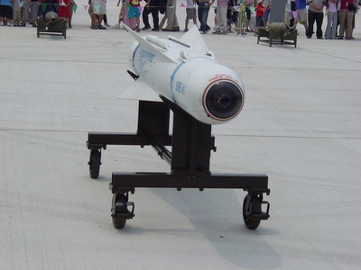 AGM-65B 小牛空對地飛彈 Maverick