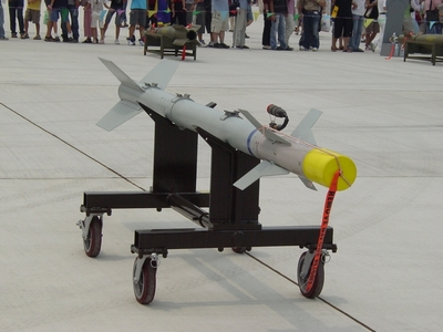 AIM-9P4 響尾蛇短程空對空飛彈