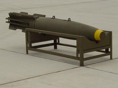 Mk82SE型 500磅阻力炸彈