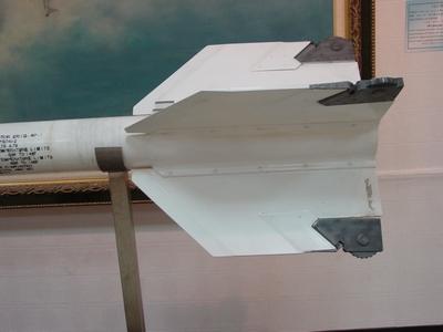 AIM-9B 響尾蛇短程空對空飛彈 Sidewinder
