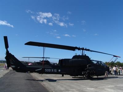 AH-1W 超級眼鏡蛇攻擊直升機