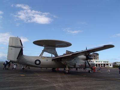 E-2K 鷹眼式空中預警機