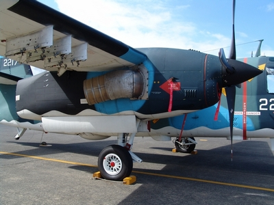 S-2T 渦輪追蹤者反潛巡邏機 Turbo Tracker