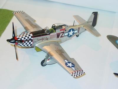 P-51D 野馬式戰鬥機 Mustang