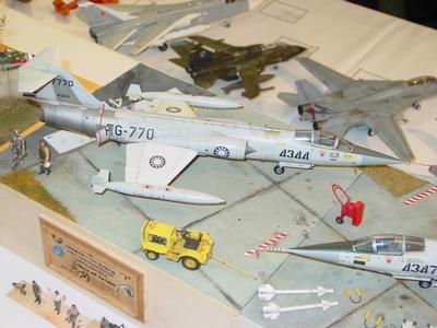 F-104 星式戰鬥機 Starfighter