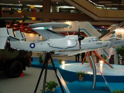 E-2K 空中預警機